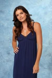 Courtney from Ben Flajnik's season of 'The Bachelor'