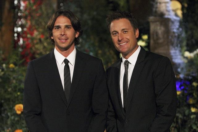 BEN FLAJNIK, CHRIS HARRISON