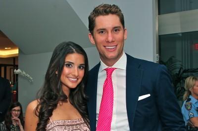 Lindsay en Kalon bachelor pad dating do speed dating evenementen werk
