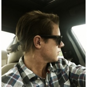 Jef Holm car ponytail