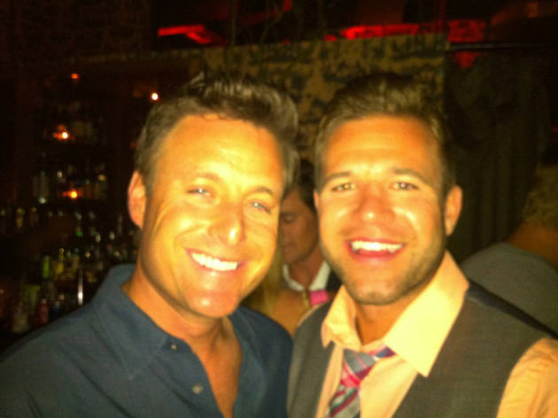 Chris Harrison Randy Lee Bachelorette Men Tell All