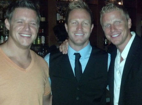 Sean Lowe Travis Pope Charlie Grogan Bachelorette Men Tell All