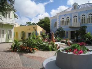 Jef Holm Emily Maynard proposal Curacao
