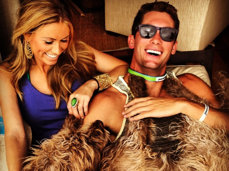 Kalon McMahon and Lindzi Cox dating after Bachelor Pad 3