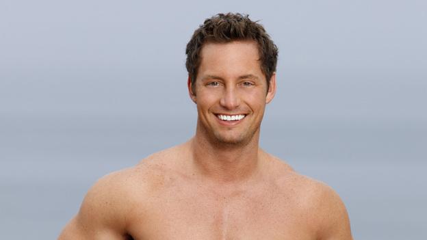 Nick Peterson Bachelor Pad 3 shirtless