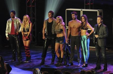 Bachelor Pad 3 episode 7 Night Ranger challenge