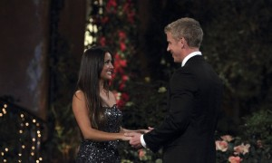 Catherine Giudici and Sean Lowe
