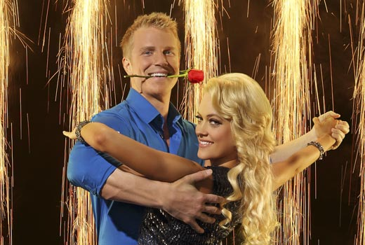 Sean Lowe Dancing with the Stars