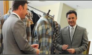 Chris Harrison clothing line DaVinci