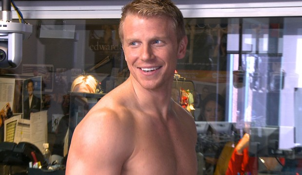 The Bachelor Sean Lowe: I was fully nude in shower scene