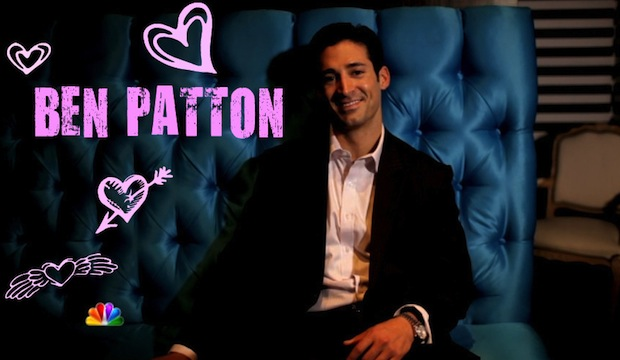 Ben Patton Ready for Love