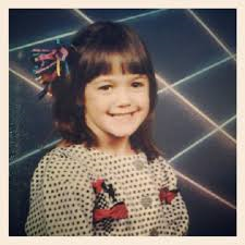 Desiree Hartsock childhood pics Source: Webstagram