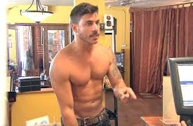 Jax Taylor new tattoo