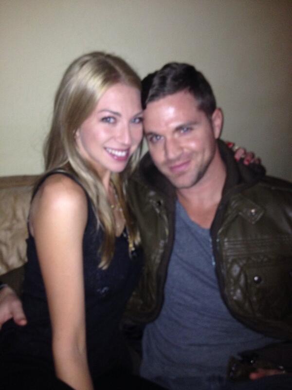Stassi Schroeder's new boyfriend Patrick Meagher Source: Twitter