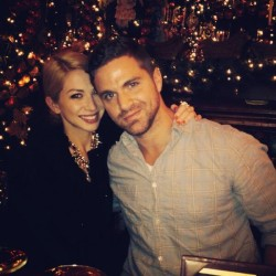 Source: Twitter Stassi Schroeder and new boyfriend Patrick Meagher