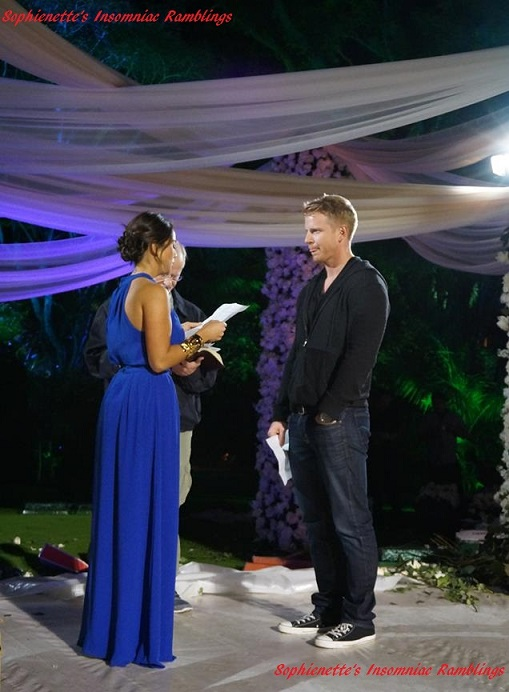 Catherine And Sean Lowe Wedding