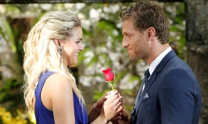 Nikki Ferrell and Juan Pablo on the finale