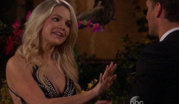 Nikki Ferrell meets Juan Pablo Source ABC