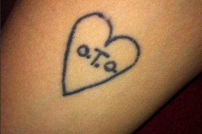 Peaches-Tattoo