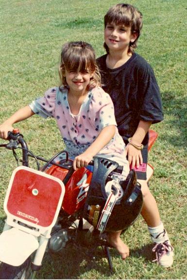 Jenna King childhood photo Source: Bravo