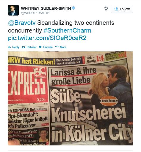 whitney-sudler-smith-new-girlfriend-larissa