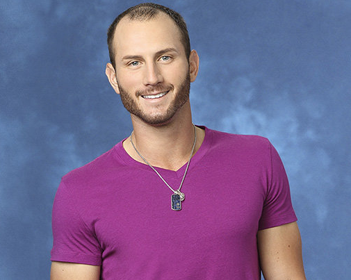 Nick From Bachelorette 2014