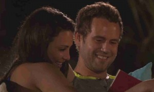 Nick Viall reads Andi his fairy-tale
