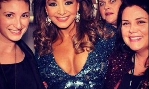 Gina Liano Source: Twitter