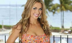 Photo: Lacy Faddoul on Bachelor in Paradise