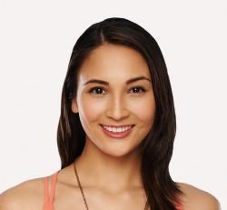 Christine Bachelor Canada Season 2 First Impression Rose Source: City Tv