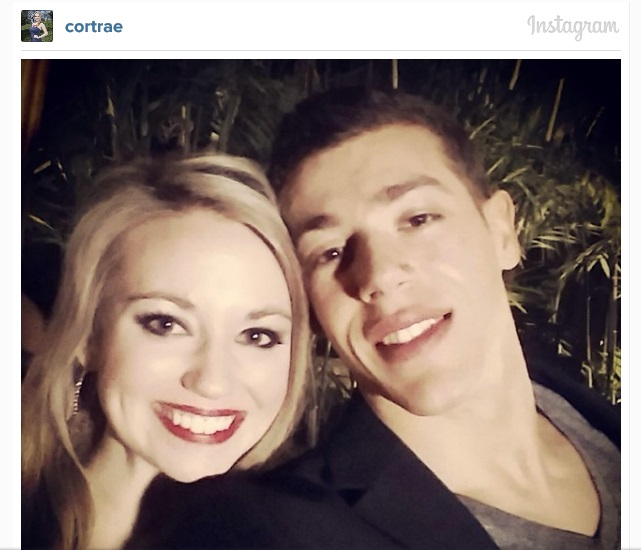 Cortney Hendrix and Jason Carrion stay married Source: Instagram