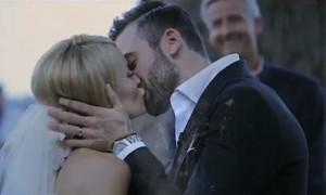 Emily Maynard wedding to Tyler Johnson Source: Instagram