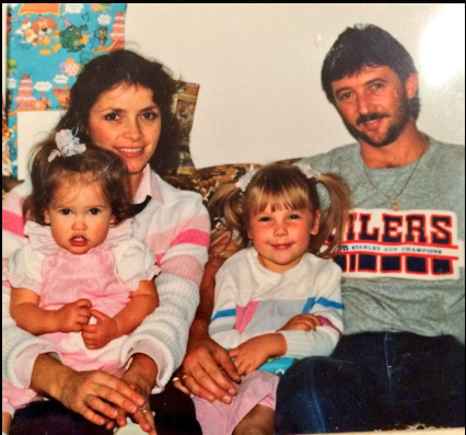 Kaitlyn family Source: Twitter
