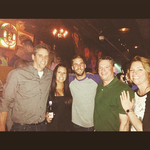 Shawn Booth and his family Source: Facebook