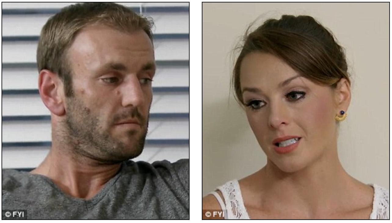 Mafs jamie otis pines for ex boyfriend in 2nd year of marriage to doug