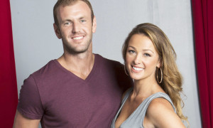 MARRIED AT FIRST SIGHT - 2014 Season 1 - FYI.tv - Doug Hehner and Jamie Otis - Photo Credit:  FYI / Richard Knapp