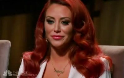 Aubrey O'Day revealed Don Jr. crush on 'Celebrity Apprentice'