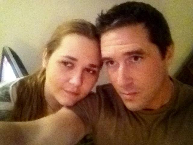 Max Spiers and his sister Becky