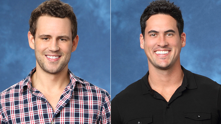 Nick Viall Josh Murray The Bachelorette Final 2