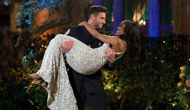 Yes Bachelorette Rachel Lindsay Is Very Happily Engaged To Her Winner