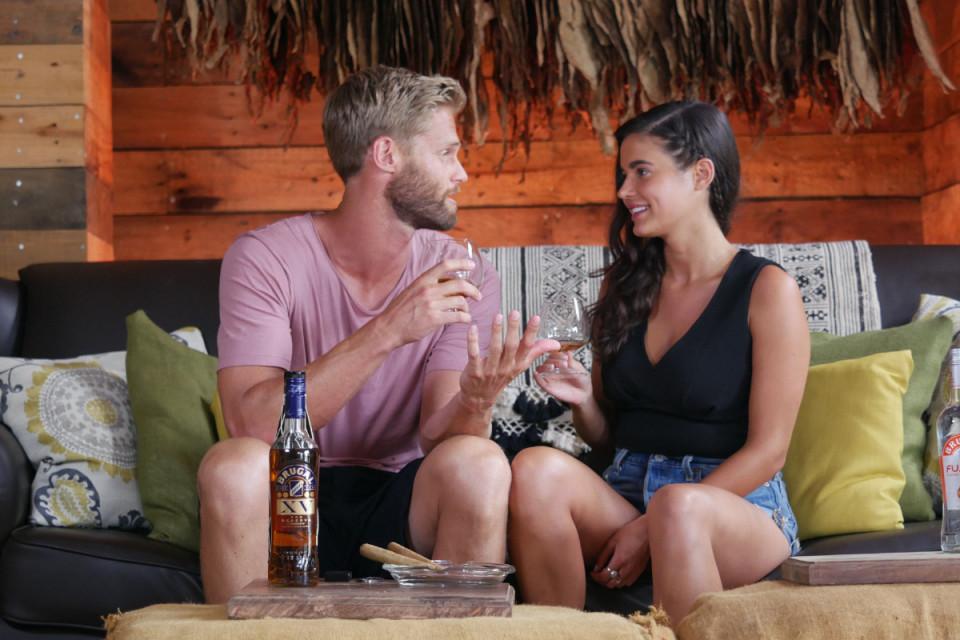 Chris and Mikaela