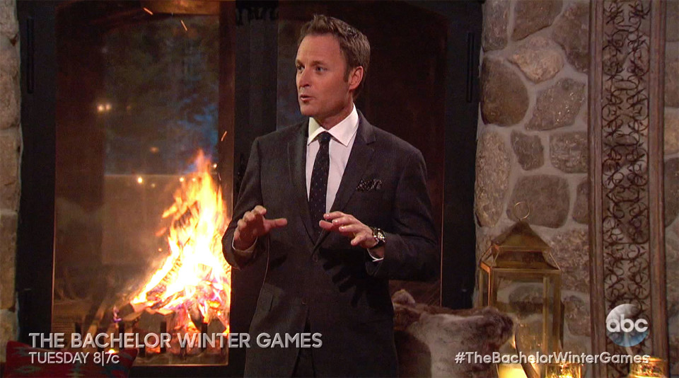 Bachelor Winter GamesCredit: Courtesy ABC