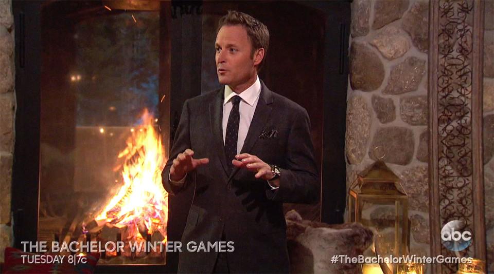 Bachelor Winter GamesCredit: Courtesy ABC